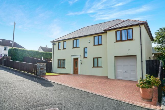 Thumbnail Detached house for sale in Beech Tree Gardens, Haverfordwest