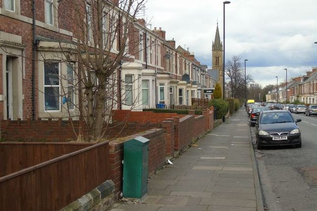 Thumbnail Terraced house to rent in Brighton Grove, Arthur's Hill, Newcastle Upon Tyne