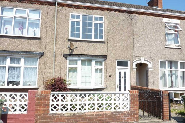 Thumbnail Terraced house to rent in Elsenham Road, Grimsby