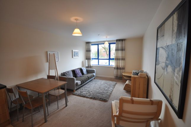 Thumbnail Flat to rent in Russell Aston Court, Swadlincote