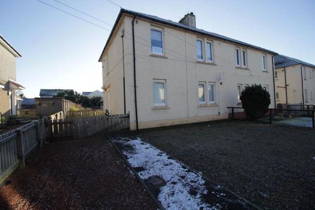 Thumbnail Flat to rent in Bogside Road, Ashgill, Larkhall
