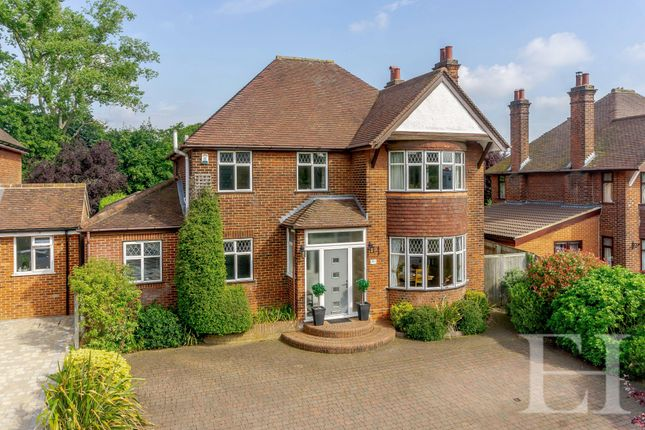 4 bed detached house for sale in Valley Road, Ipswich IP1