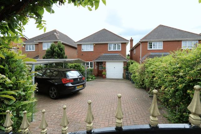 Thumbnail Detached house for sale in Cressex Road, High Wycombe