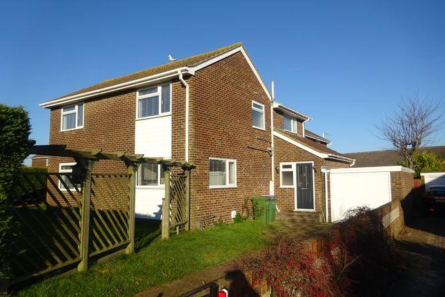 Thumbnail Detached house for sale in Blenheim Road, Littlestone, New Romney, Kent
