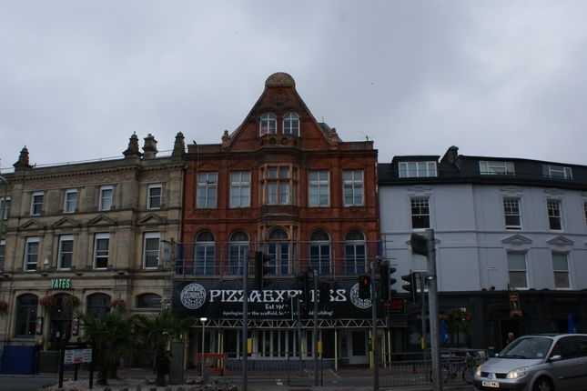 Thumbnail Flat to rent in The Strand, Torquay