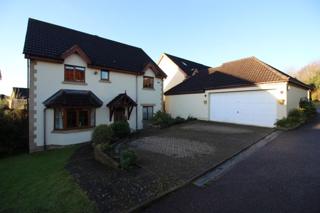 Thumbnail Detached house for sale in Tylers Farm, Yate, Bristol