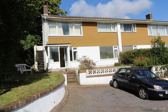 Thumbnail Flat for sale in Ferndale Road, Torquay