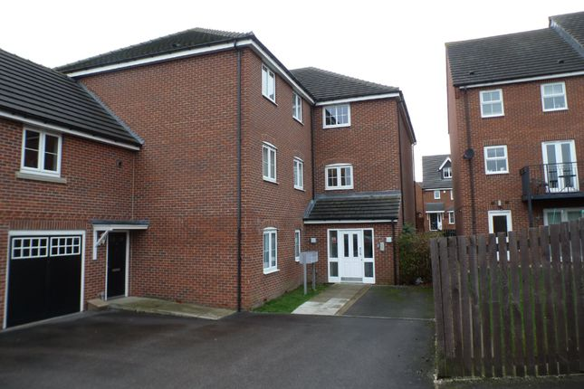 Thumbnail Flat for sale in Fenton Place, New Forest Village, Middleton, Leeds