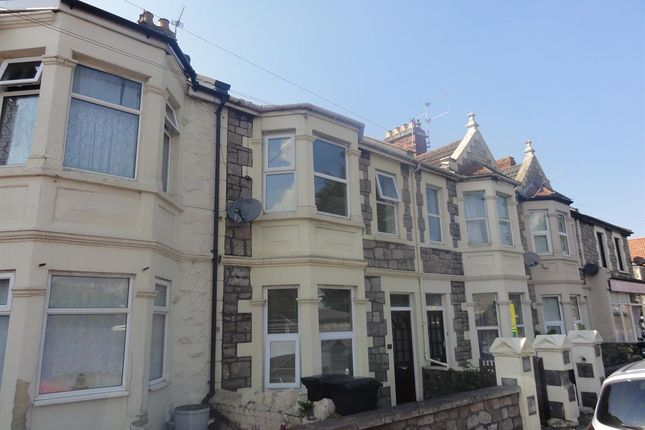 Thumbnail Flat to rent in Drove Road, Weston-Super-Mare