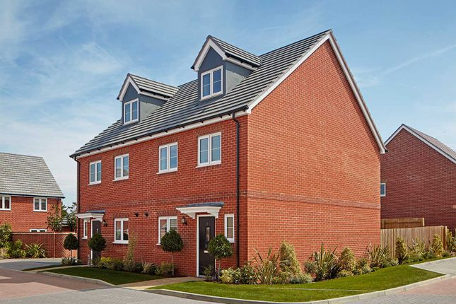 """Thumbnail Detached house for sale in """"The Aslin"""" at Wood Lane, Binfield, Bracknell"""