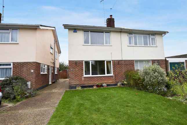 Thumbnail Semi-detached house to rent in Armond Road, Witham