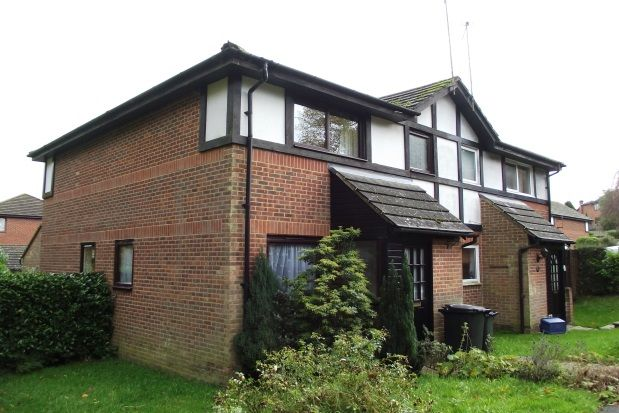 Thumbnail End terrace house to rent in Buller Close, Crowborough