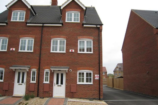 Thumbnail Property to rent in Livingstone Drive, Spalding, Lincolnshire