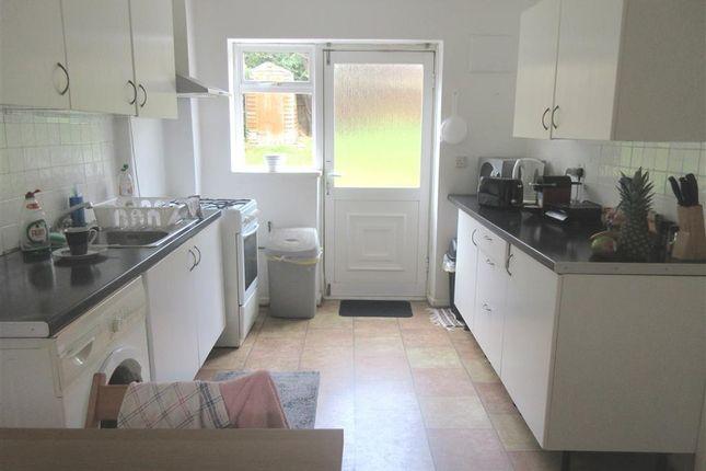 Exterior of Capern Grove, Harborne, Birmingham B32