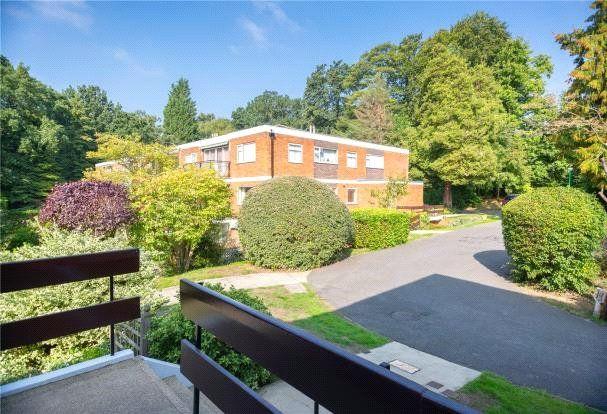 3 bed flat to rent in Knole Wood, Devenish Road, Sunningdale, Berkshire SL5