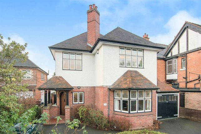 Thumbnail Detached house for sale in Kineton Green Road, Solihull
