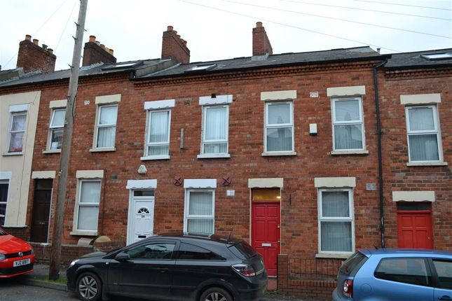 Thumbnail Town house to rent in 60, Jerusalem Street, Belfast