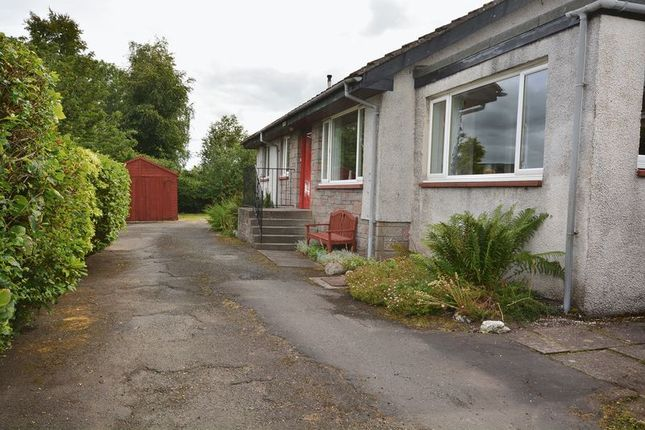 Thumbnail Detached bungalow for sale in Montgomery Place, Buchlyvie, Stirling