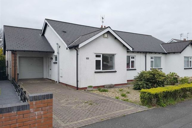 Thumbnail Semi-detached house for sale in Westward Rise, Garden Suburb, Barry