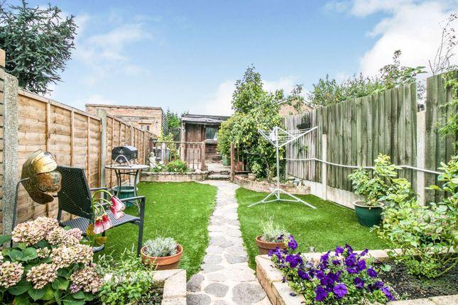 Garden of Sutton Court Drive, Rochford SS4