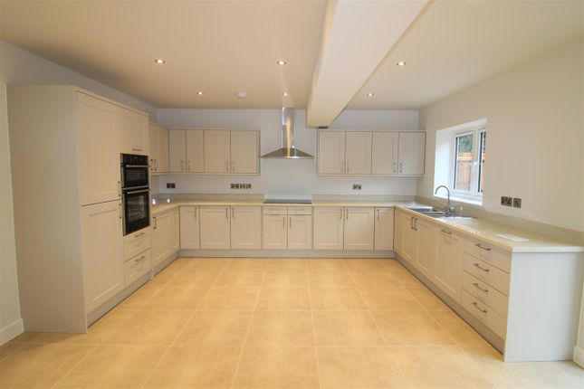 Thumbnail Detached house for sale in 4 Parry's Drive, Pontesbury, Shrewsbury