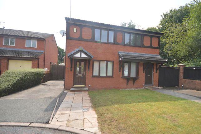 Thumbnail Property to rent in Llandaff Close, Great Sutton, Ellesmere Port