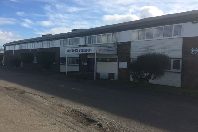 Office to let in Unit 12 Hartlepool Workshops, Hartlepool