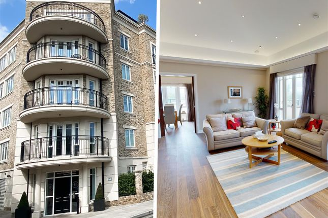 Thumbnail Flat for sale in Higham House, Carnwath Road, Fulham, London