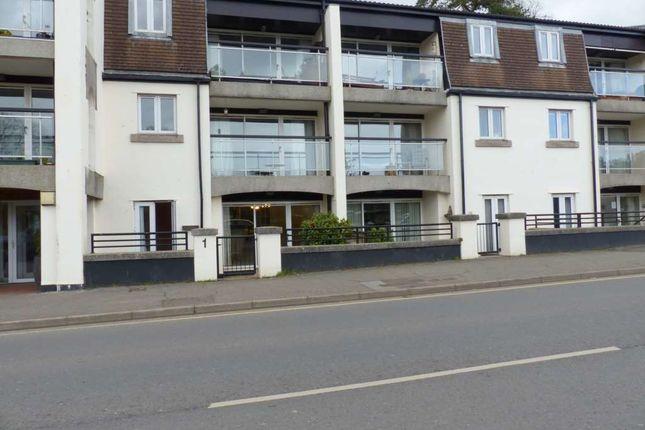 Thumbnail Flat for sale in Salt Quay Moorings, Embankment Road, Kingsbridge