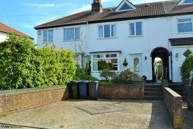Thumbnail Town house to rent in Bowkers Green Lane, Aughton, Ormskirk