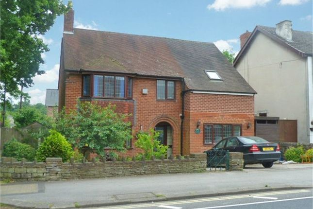 Thumbnail Detached house for sale in Chatsworth Road, Chesterfield, Derbyshire