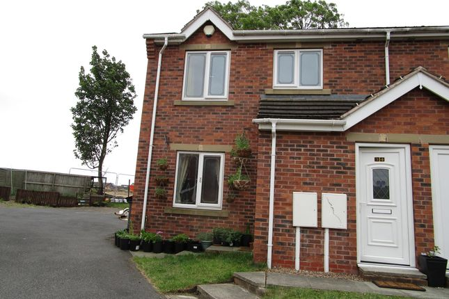 Thumbnail Flat to rent in Thornwood Close, Thurnscoe, Rotherham