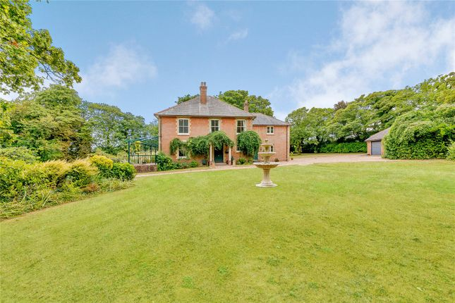 Thumbnail Detached house for sale in Hinton Manor Lane, Clanfield, Hampshire