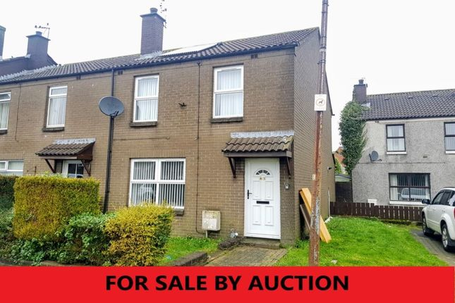 Thumbnail Terraced house for sale in Abbot Court, Newtownards