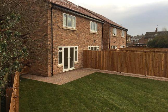 Thumbnail Semi-detached house for sale in 2c Chestnut Avenue, Doncaster, South Yorkshire