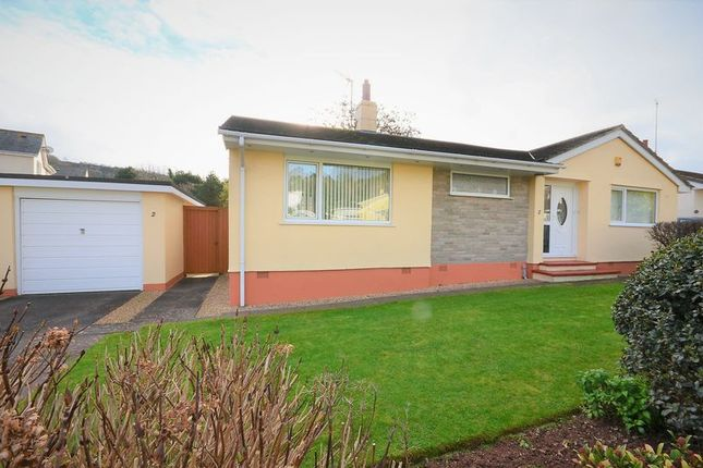 Thumbnail Bungalow for sale in Chestnut Drive, Brixham
