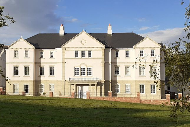 Thumbnail Flat for sale in Manor Park, Penrith