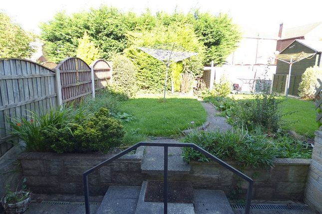 Garden (Main) of Sundew Close, Spondon, Derby DE21