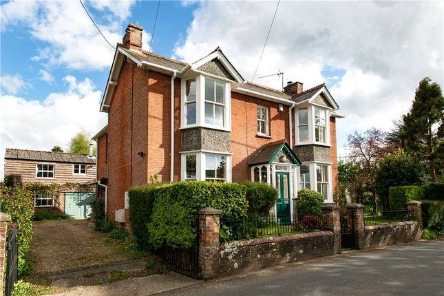 Thumbnail Detached house for sale in Poplar Hill, Shillingstone, Blandford Forum, Dorset