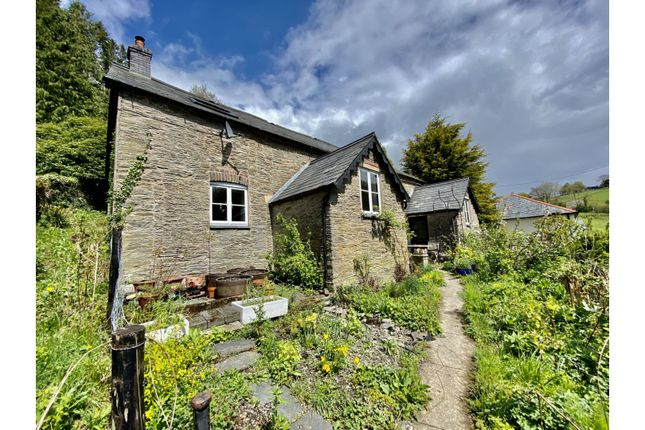 Thumbnail Detached house for sale in Aberhosan, Machynlleth