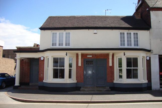 Thumbnail Flat for sale in West Street, Swadlincote