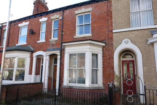Thumbnail Terraced house for sale in Coltman Street, Hull