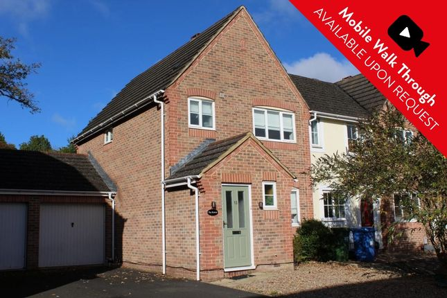Thumbnail Semi-detached house to rent in St. Christophers Close, Aldershot
