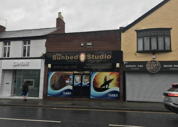 Thumbnail Commercial property for sale in 161 Ford Road, Wirral, Merseyside