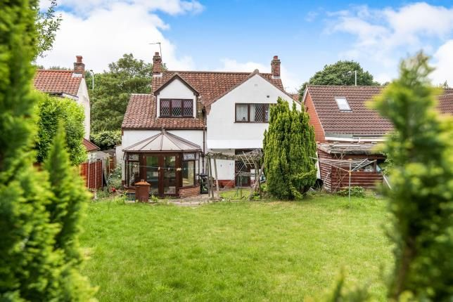 Thumbnail Detached house for sale in Norwich, Norfolk, .