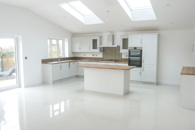 Semi-detached bungalow for sale in Hall Road, Scraptoft, Leicester