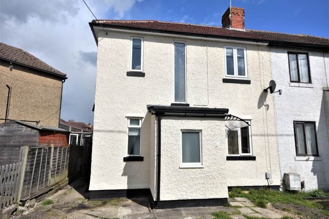 Thumbnail Semi-detached house to rent in Bowness Avenue, Didcot, Oxfordshire