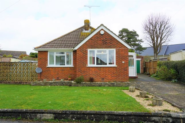 Thumbnail Detached bungalow for sale in Peters Close, Poole
