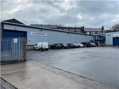 Thumbnail Light industrial to let in Unit 5 Herbert Brown Business Park, 50-52 Whiteley Street, Huddersfield, West Yorkshire