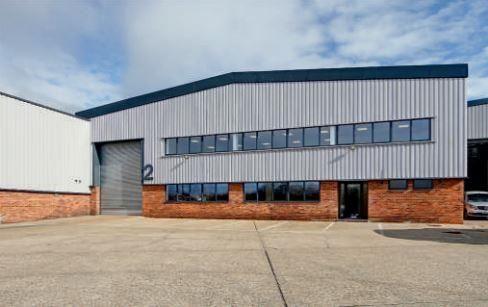 Thumbnail Light industrial to let in Unit 2, Gateway Trading Estate, London Road, Swanley, Kent